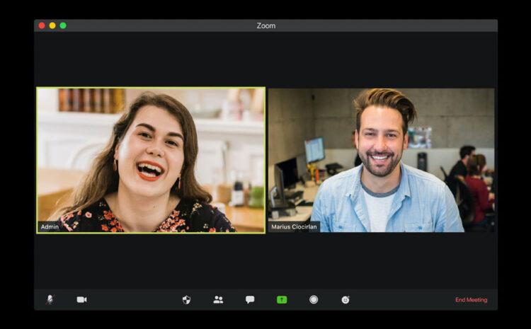 Claves para una reunión virtual de trabajo exitosa
