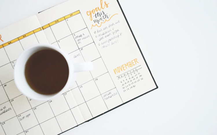 Optimizar el tiempo, una agenda de trabajo efectiva